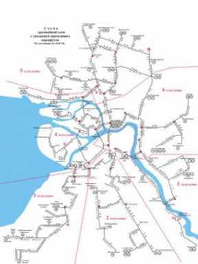 Saint Petersburg Trams